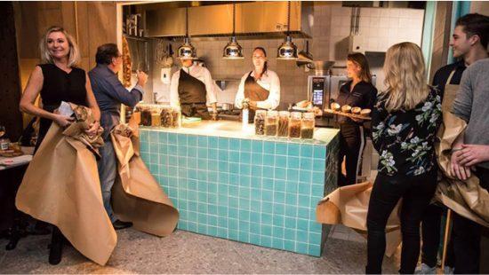 Nieuw: Urban Restaurant Hendriks in Den Haag