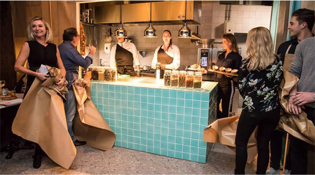 Barts-Boekje- urban restaurant den haag