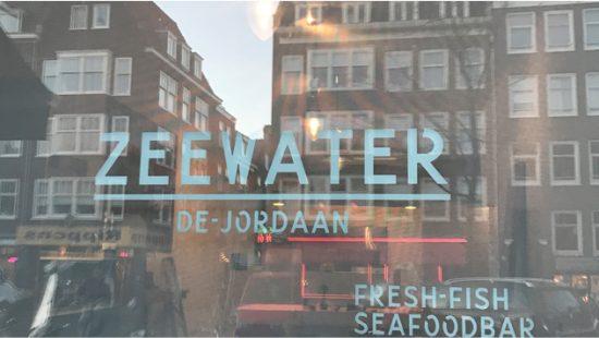 Bijna open: Zeewater Amsterdam