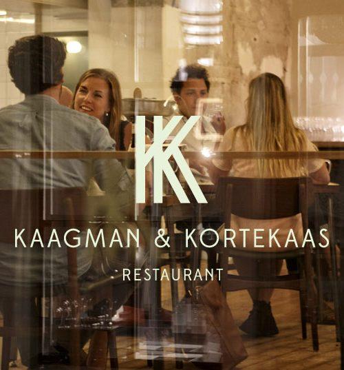 Kaagman en Kortekaas Amsterdam - Barts Boekje