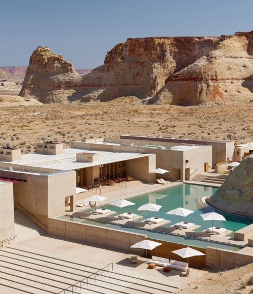 5 x De beste totally-surrounded-by-nature hotels