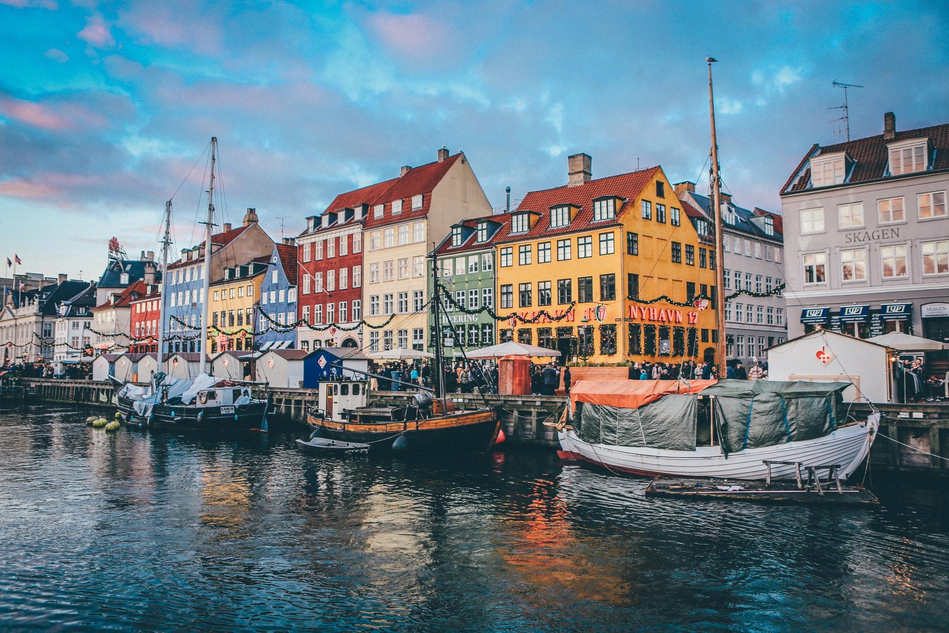 Kopenhagen barts boekje