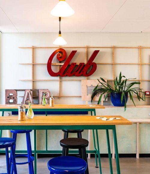 Nieuw: Clubhouse Amsterdam