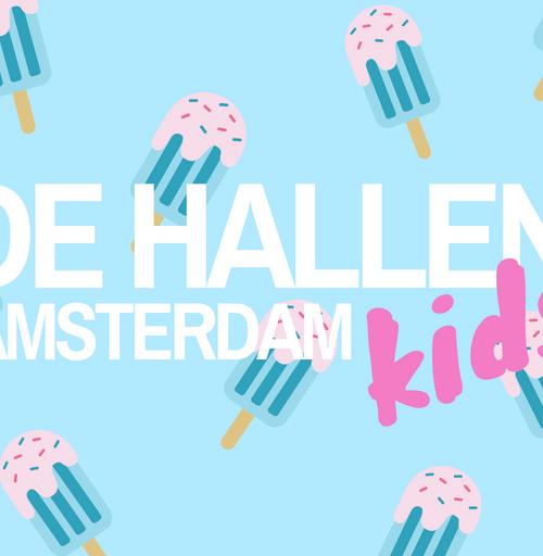 Kidsmiddag in de Hallen Amsterdam