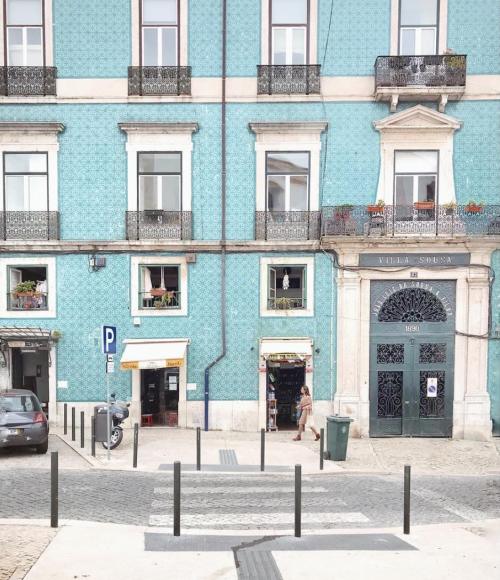 11 x nieuw en/of alternatief in Lissabon