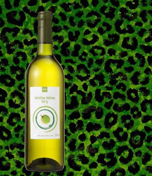 Internationale prijs voor witte wijn HEMA