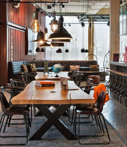 Nieuw: Moxy Hotel Amsterdam