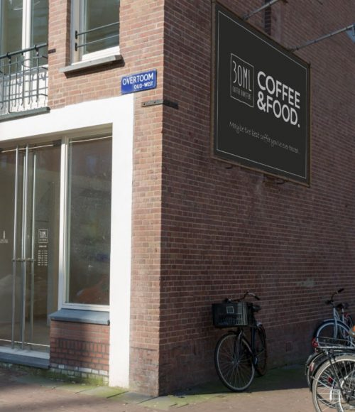 Bijna open: 30 ML Amsterdam