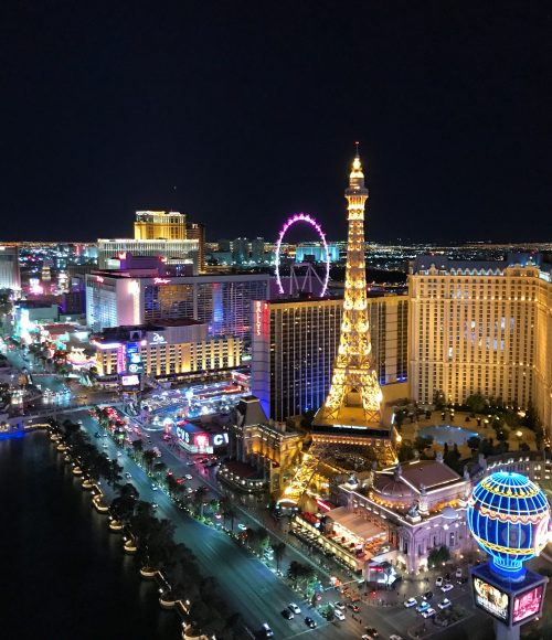 Barts Boekje goes Las Vegas, deel 1: Eten & Drinken op en rond de strip