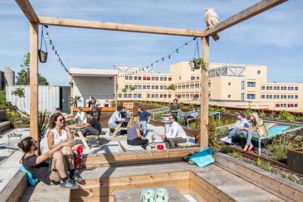 Nieuw in Amsterdam: club JACK en dakpark Jackie (zuidoost)