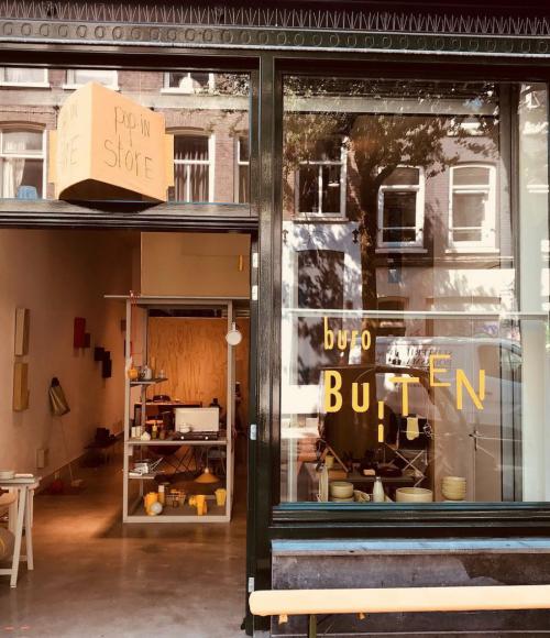 Buro Teep x Buro Buiten Amsterdam