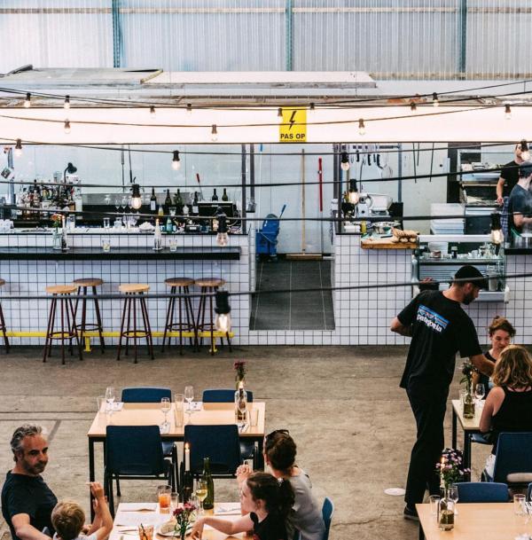 Nieuw: Pizzeria Klaproos Amsterdam