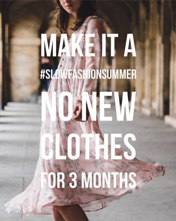 Slow Fashion Summer wordt Slow Fashion Season 2019