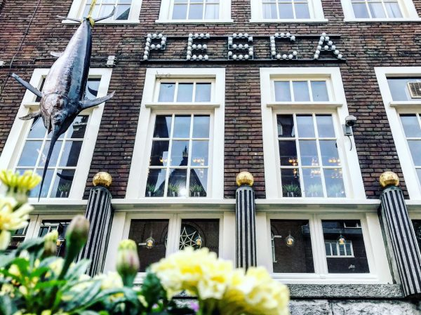 Bijna open: Pesca 2 Amsterdam