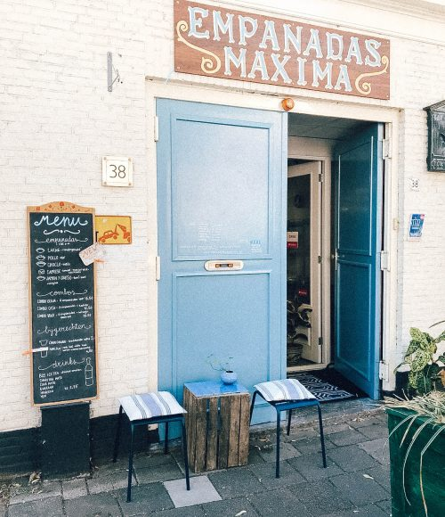 Nieuw: Empanadas Maxima Haarlem
