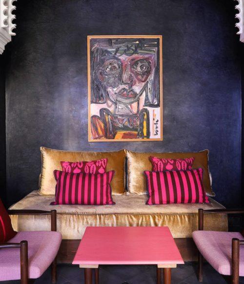 Nieuw voor op je bank, bed of vloer: Palais