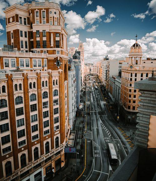 4 x eten en drinken in Madrid