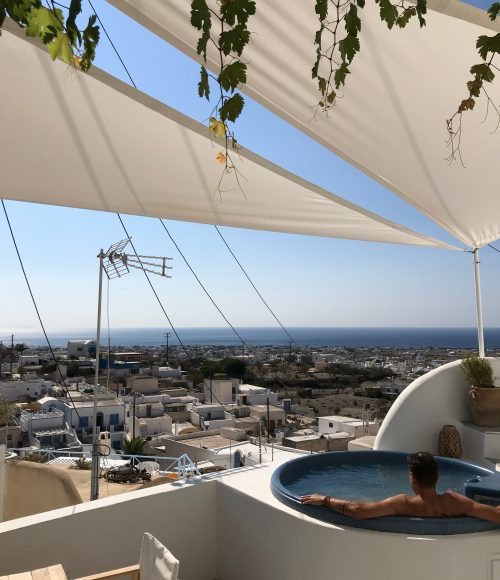 Het perfecte Griekse verblijf: Vima Villa Santorini