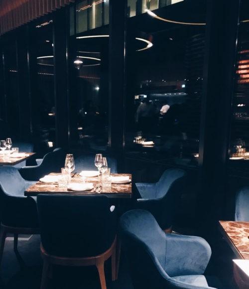 Restaurant in de Houthavens: ZA Amsterdam