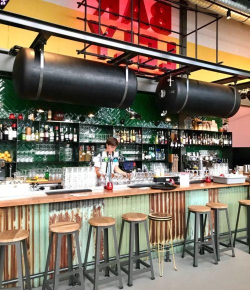 Nieuwe restaurants in amsterdam vers van de pers barts for Nieuwe restaurants amsterdam