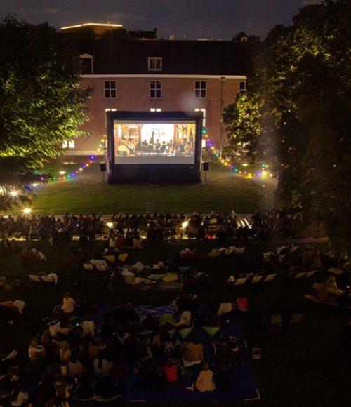 Films onder de sterren: movies at hermitage