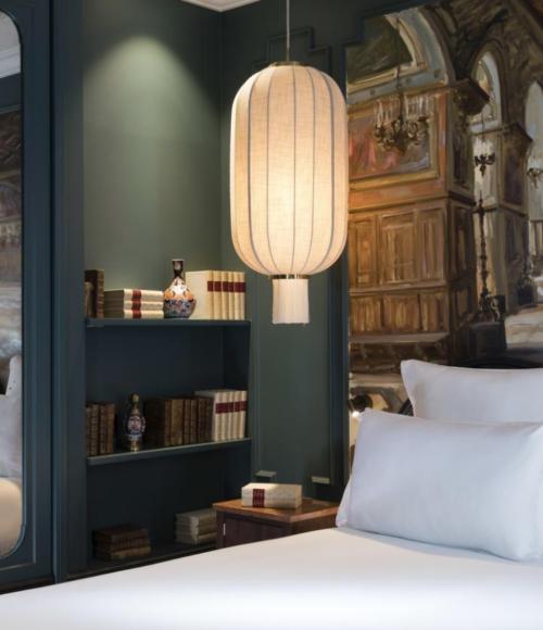 nieuw in Parijs: Hotel Monte Cristo