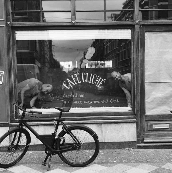 buurtbrasserie Café Cliché van Sidney Schutte is de nieuwe favoriet