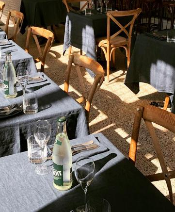 Nieuw aan de Willemsparkweg: Restaurant Visque Amsterdam