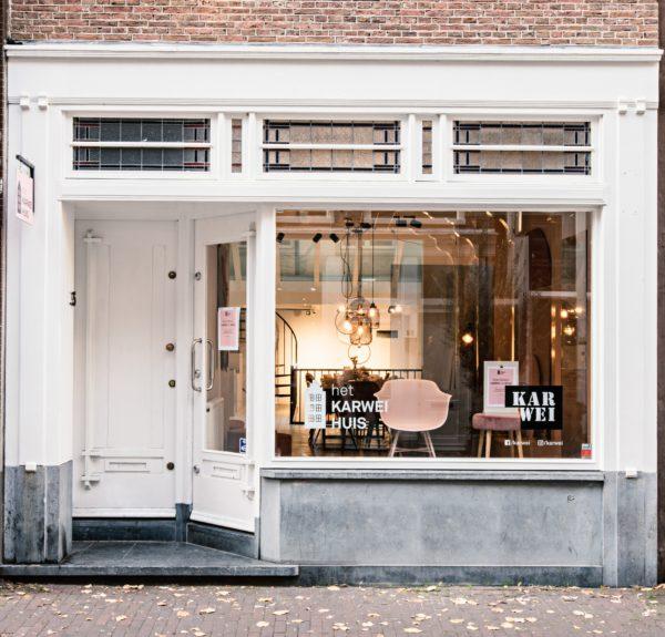 Amsterdamse pop-up voor 8 weken: het KARWEI-huis