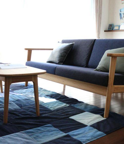 Denim is het nieuwe roze voor in je huis: Japan Blue Co