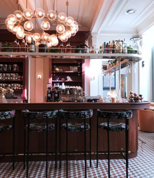 Té mooi: Hotel Mercier in de Rozenstraat in Amsterdam