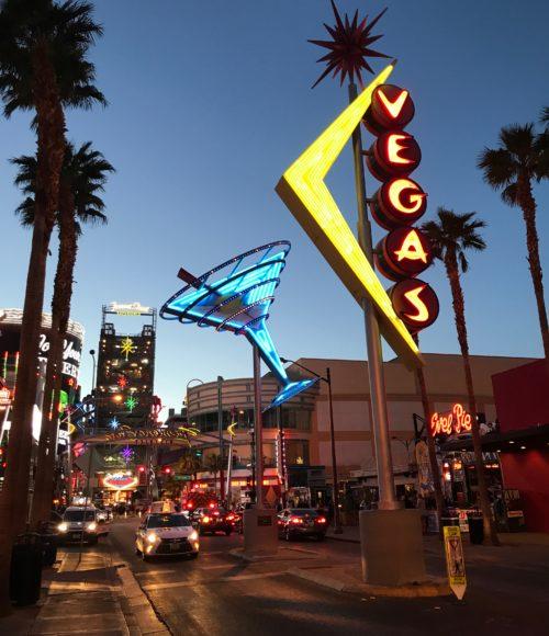 Barts Boekje goes Vegas deel 2: het beste van Downtown Las Vegas