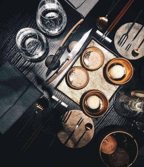 Peter Gast opent speakeasy restaurant Graphite in Amsterdam