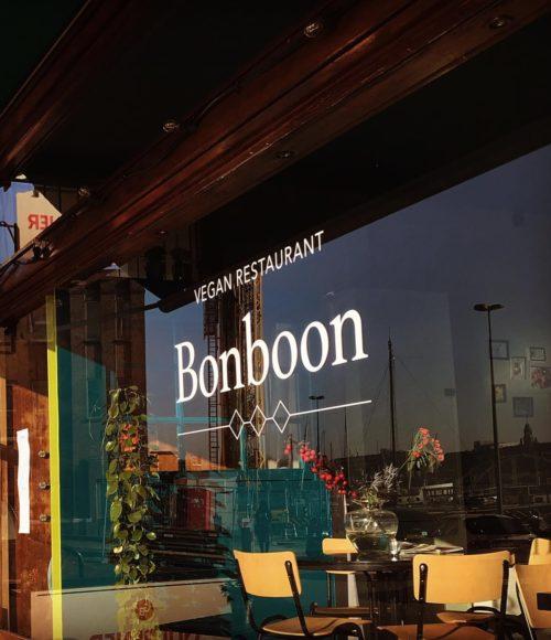 Nieuw in Amsterdam: restaurant BonBoon Amsterdam (KNSM)