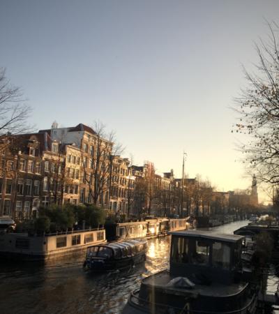 nieuwe restaurants amsterdam - bats boekje