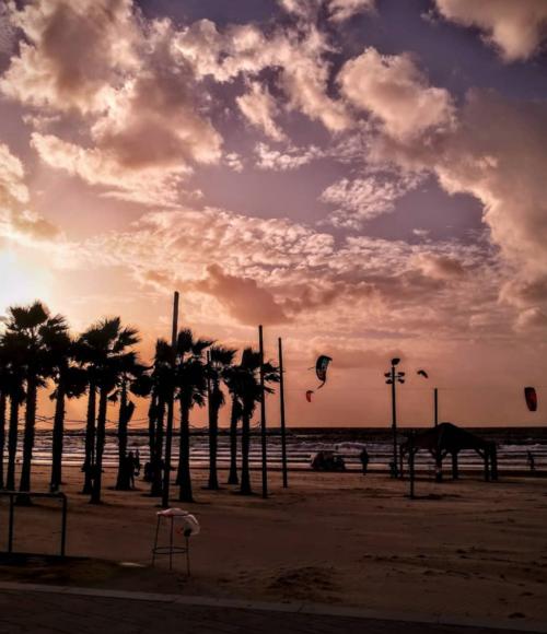 Barts Best of Tel Aviv, Israël – deel 1