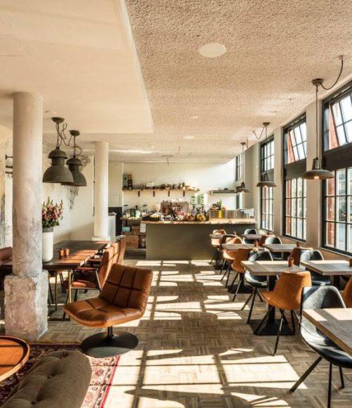 Hotel Bleecker in Bloemendaal