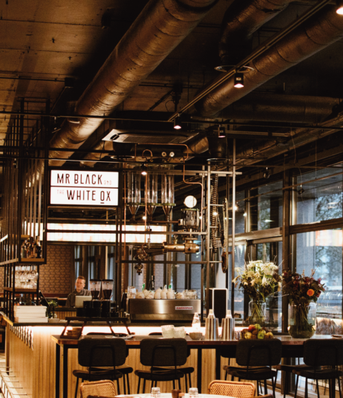 Nieuw in Utrecht: Mr Black & The White Ox