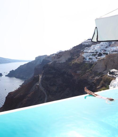Ultieme luxe op het Griekse eiland Santorini: Katikies Santorini