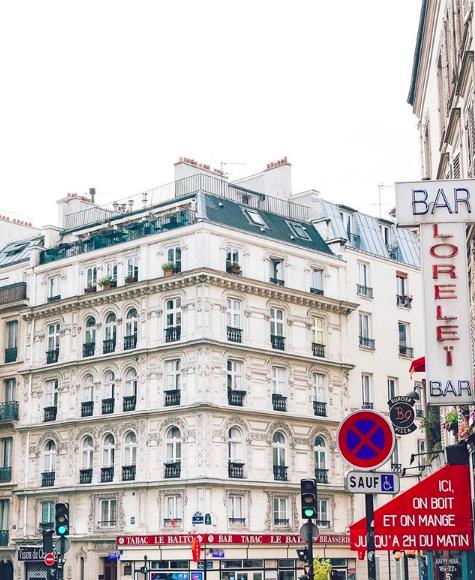 6 x bourgondisch in Parijs
