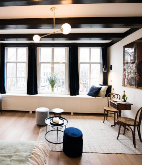 Nieuw slaapadres: 1637: Historic canal suites Amsterdam