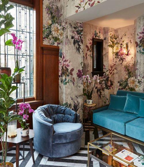 Slapen tussen paleizen en bankkluizen doe je bij Hotel Indigo Den Haag