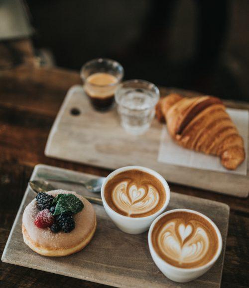 19x ontbijten in Amsterdam
