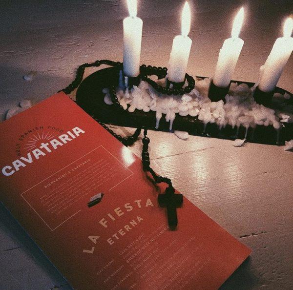 Nieuw in Amsterdam: Cavataria
