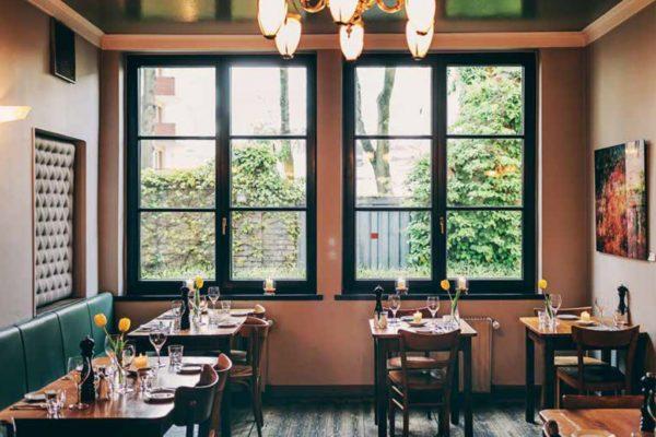 Restaurant Spoerl Fabrik, Düsseldorf, Duitsland