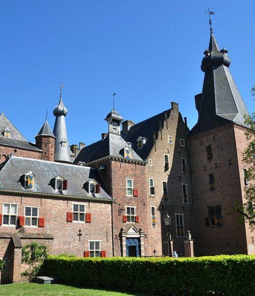 3 x vorstelijk trouwen in een kasteel