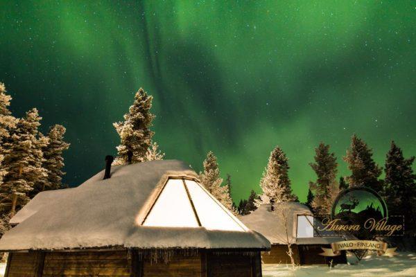 Honeymoon bestemming: Lapland