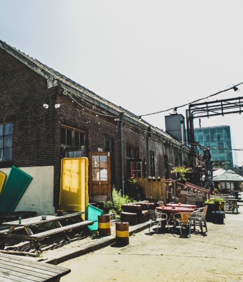 Ho wacht Stop! Stadsstrand Amsterdam Roest gaat tóch weer even open (april 2019)