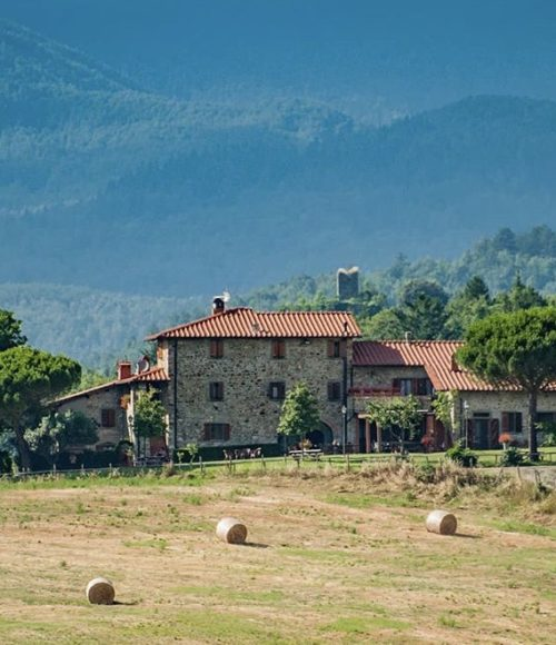 De Toscaanse droom: Novanta Italie