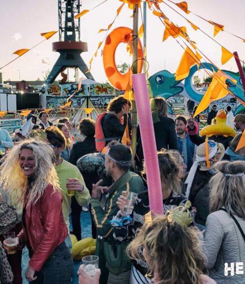 Het festival seizoen is geopend: Hemeltjelief! Festival 2019 in Amsterdam
